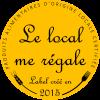 Logotype Startup Le local me régale - Analyse de son design graphique