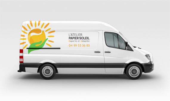 Comment L'Atelier Papier Soleil a réussi son rebranding en capitalisant sur ses valeurs ?
