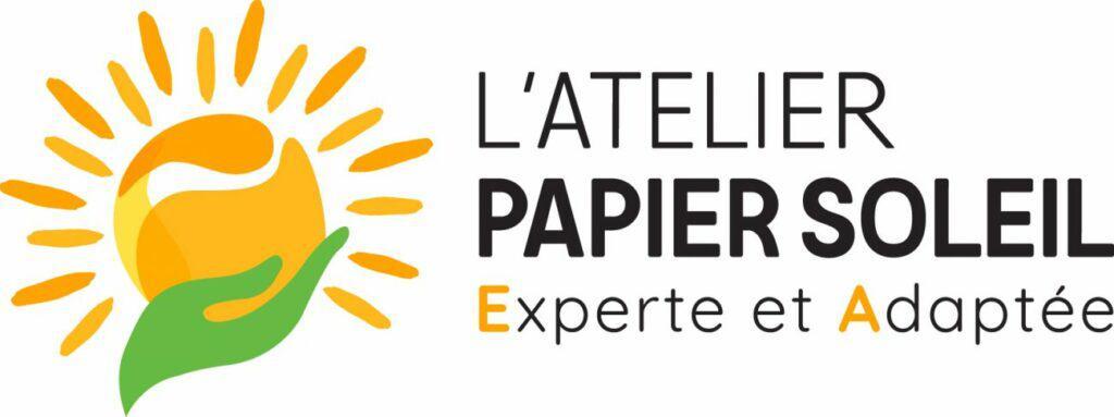 APS Atelier Papier Soleil logo agence betrue